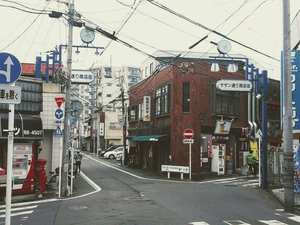 サザン通り商店街