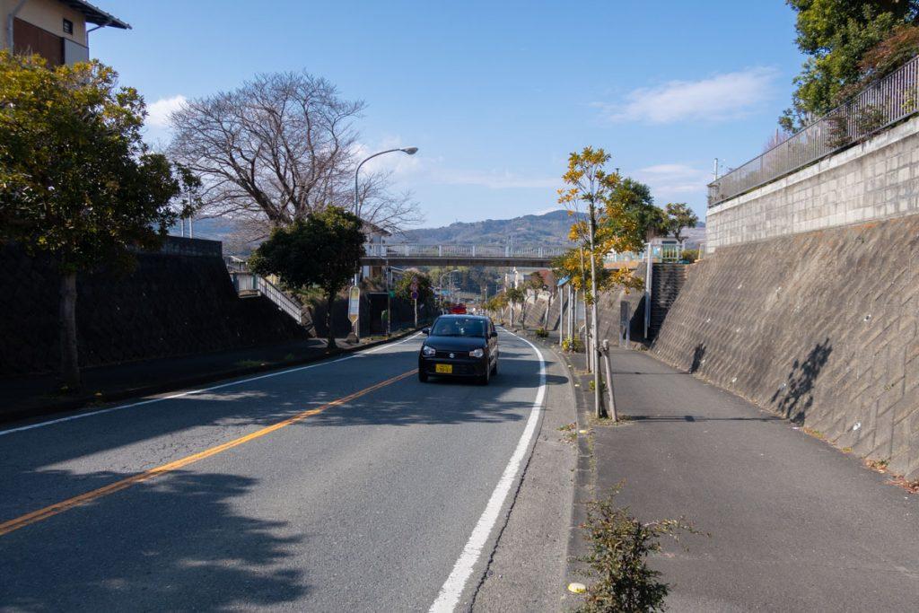 新坂呂橋通り