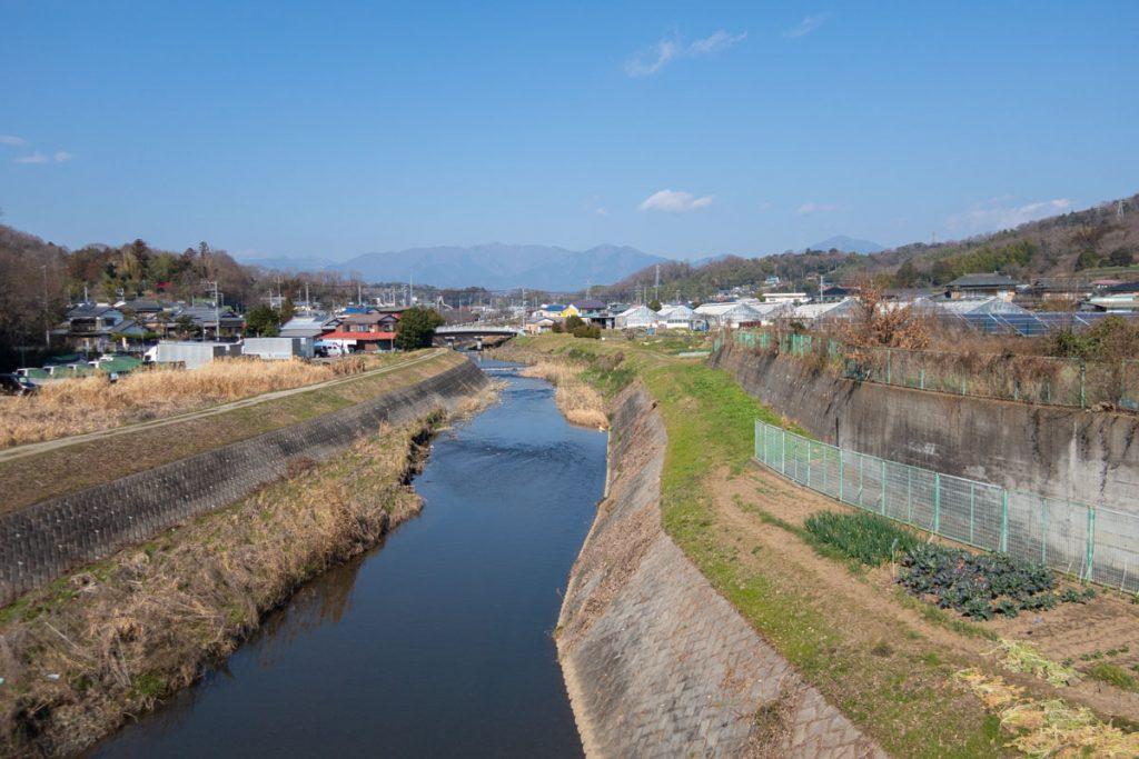 中村川 上流方向2